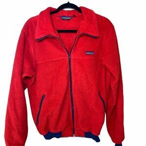 Patagonia Mens Full Zip Vintage Fleece Jacket L